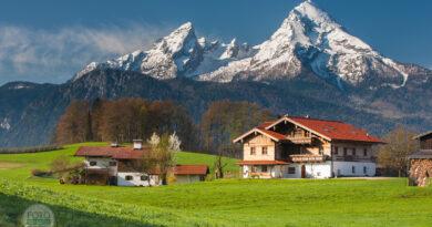Fotoexpedice Berchtesgaden 2019 galerie Martin Kamín