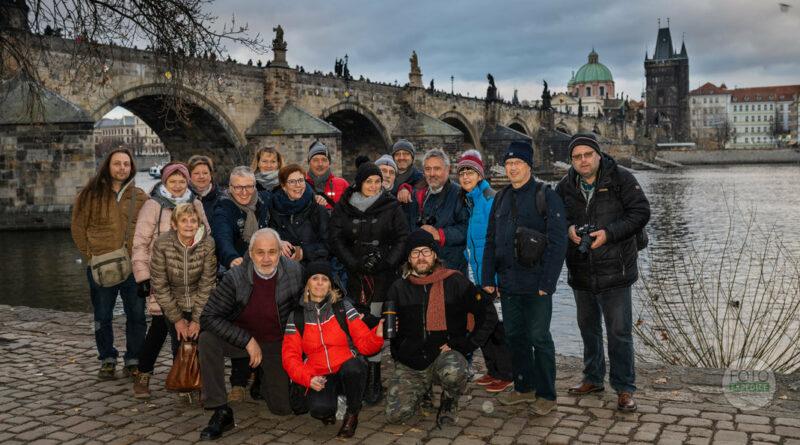 Výroční Fotosetkání Kampa Fotoexpedoce Martin Kamín