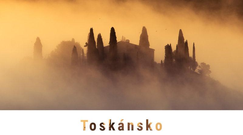 Fotoexpedice Toskánsko