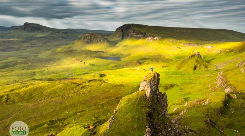 Fotoexpedice Skotsko překonejte vlastní pohodlí