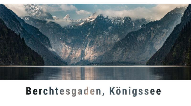 Fotoexpedice Berchtesgaden a Konegssee