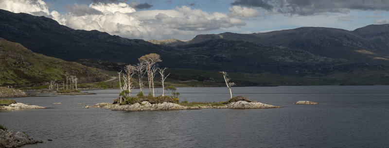 Fotoexpedice Skotsko příběh fotografie