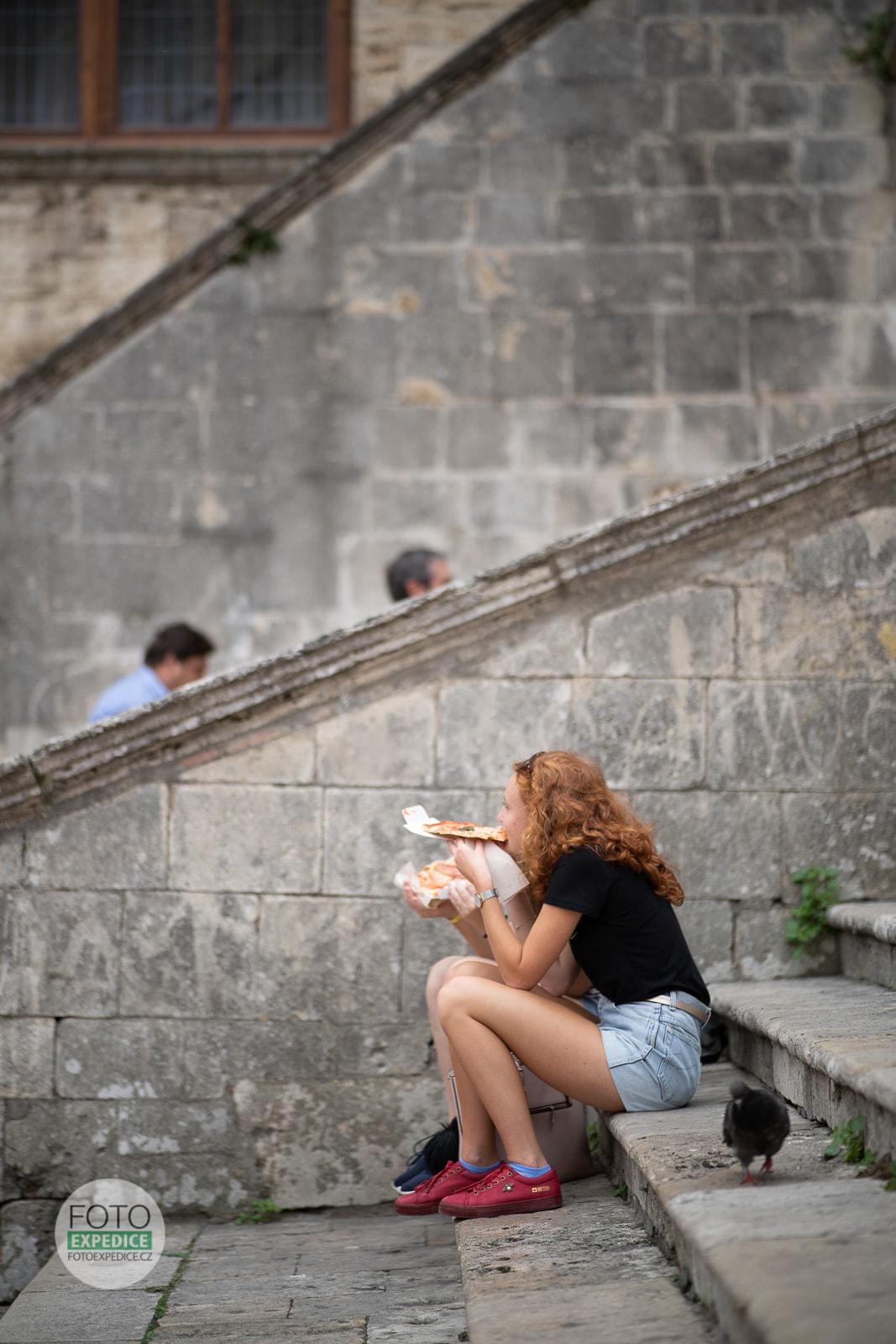 Fotoexpedice Toskánsko San Gimignano Siena Martin Kamín