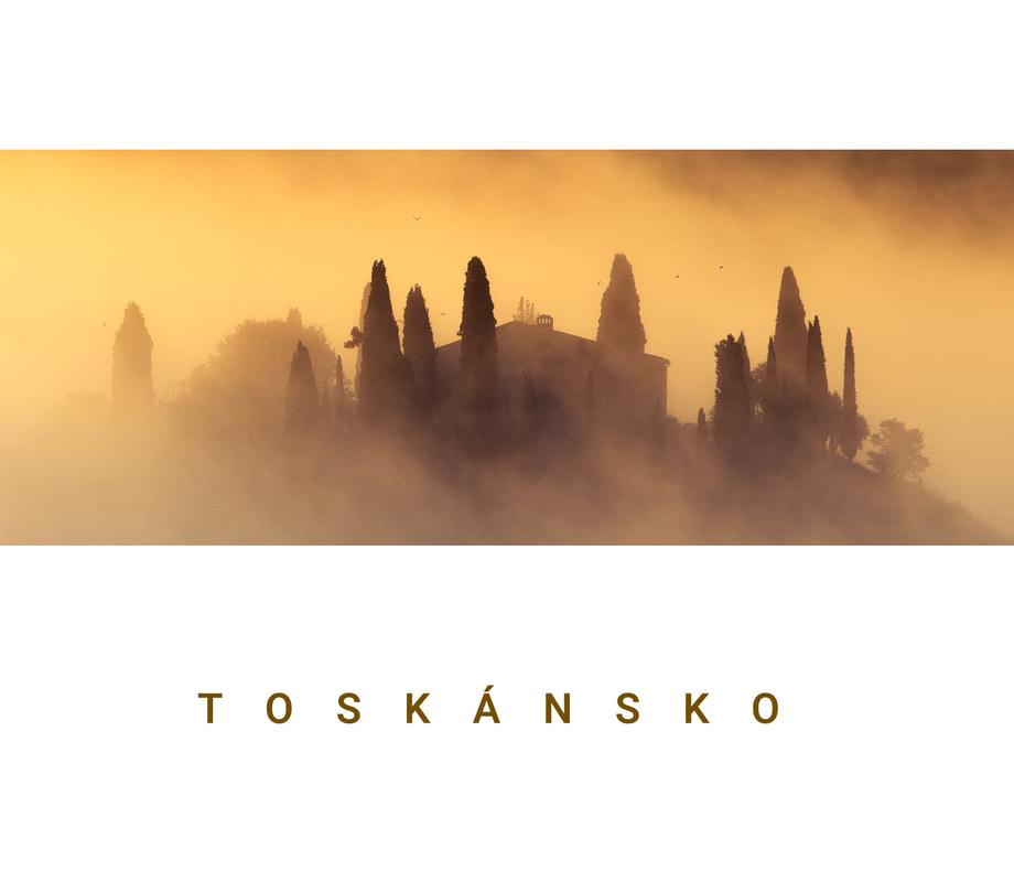 Fotoexpedice Toskánsko Martin Kamín