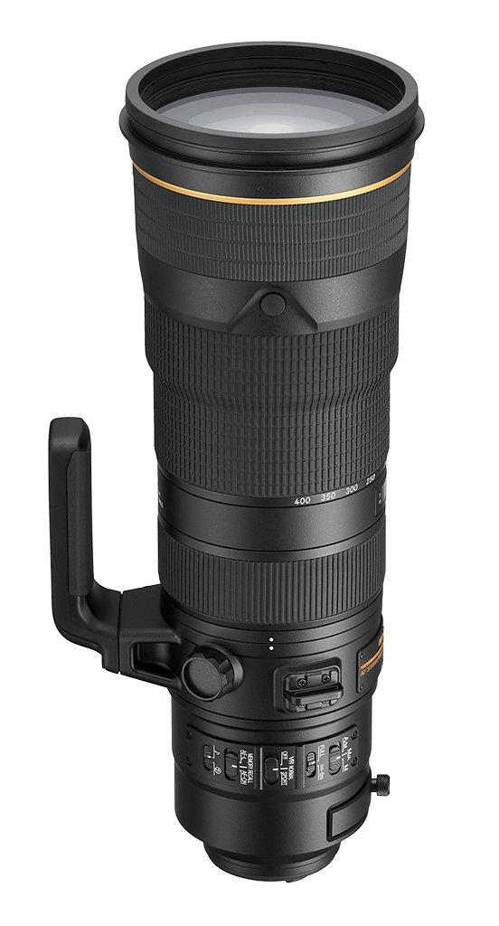 Tipy na objektivy AF-S NIKKOR 180-400mm f/4E TC1.4 FL ED VR